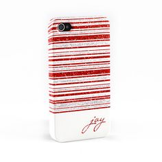Joy Christmas Phone Case iPhone 4 iPhone by PersonalizedCases Iphone 4, Cool Iphone Cases, Ipod Cases, Cute Phone Cases, Iphone Phone Cases, Apple Iphone, Merry Christmas, Christmas Love, Christmas Morning