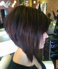 Stylish A Line Bob Hairstyles for Women to Get A Distinctive Style