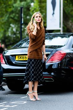 OP - The Best Street Style From London Fashion Week SS17 - September 2016