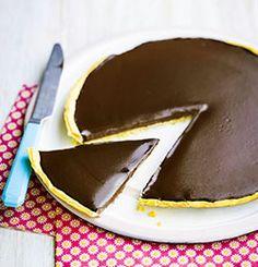 Poulain propose: Tarte chocolat Carambar