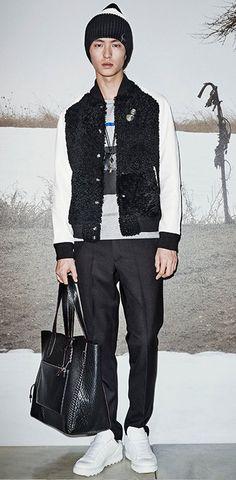 COACH Fall Winter 2015 Otoño Invierno - #Menswear #Trends #Tendencias #Moda Hombre