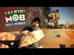Talkin' Mob with Billy Marks - http://DAILYSKATETUBE.COM/talkin-mob-with-billy-marks/ - http://www.youtube.com/watch?v=s89k9XAoblk&feature=youtube_gdata Billy Marks breaks down why he rides Mob Grip in this episode of Talkin' Mob. Watch as he gets tech in a plaza style skatepark under the California Palm trees. Mob Grip: It's what the pros ride. - billy, marks, talkin