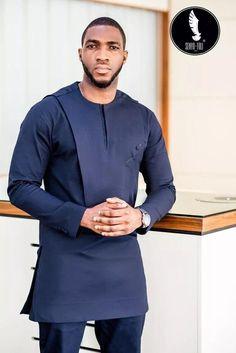 Vêtements pour hommes africains Dashiki africain noir hommes | Etsy