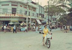 Vung Tau, Vietnam, 1968, photograph by William Baker.