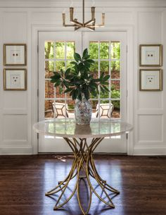 Inspirational Round Entry Hall Table