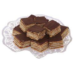 Orehove kocke | Sladko pecivo | Kvašeno testo | Recepti | Bonopan d.o.o, pekovski kvas Fala ter ostali izdelki za pekarsko obrt