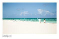 So fun and playful!  Fiji Wedding Photography  | Malia Johnson Photography