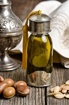 argan oil for hair and body
