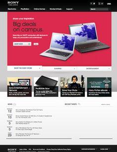 2012 Sony.com