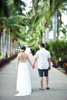 Destination Wedding at Riu Guanacaste in Costa Rica - Amanda & Corey - WeddingVacations.com - Erica Hannah Photography