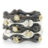 Old favorites - our stackable bone bands!