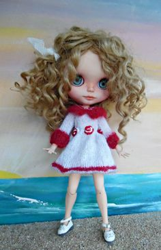 Lilith has made it to her new home in Australia by the sea.