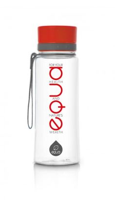EQUA TXT collection is for people who live their lives by the EQUA slogan: For your health and nature's wealth. Empower yourself with the Red text bottle, which perfectly complements genuine people with a deep need for peace and harmony in their everyday life.