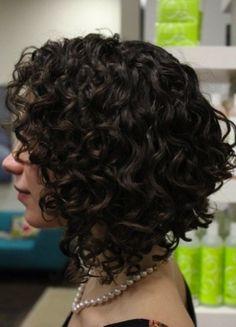 Cortes de pelo rizado corto para mujeres 2014: fotos de los peinados