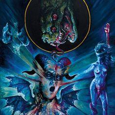 Metal Albums, Death Metal, Batman, Superhero, Painting, Fictional Characters, Art, Art Background, Painting Art