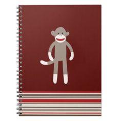 sock monkey face template.html