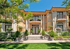 On the market: Charlie Sheen is selling his Beverly Hills mansion for $9 million after pur...