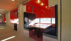 MDU (Mobile Dwelling Unit) - LOT-EK Architecture & Design - Building with Shipping Containers