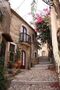 Forza D'Agro, Sicily, Italy Giulietta messinese | Flickr - Photo Sharing!