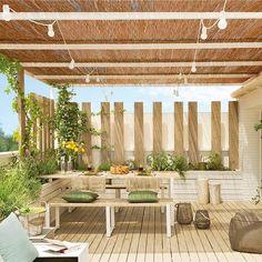 3 porches para vivir un verano inolvidable