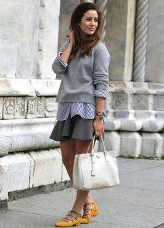 Tamara K. - Walking around Como