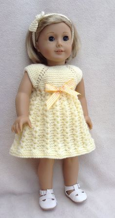Top Down Trio for 18 inch von jacknitss 40 American Girl Doll. Top Down Trio for 18 inch von jacknitss Knitted Doll Patterns, Doll Dress Patterns, Knitted Dolls, Baby Knitting Patterns, Clothing Patterns, Knitting Dolls Clothes, Baby Doll Clothes, Crochet Doll Clothes, Barbie Clothes