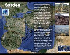 História e Geografia Bíblica: Igrejas da Ásia