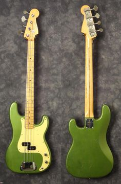 1958 Fender® Precision Bass® #fenderbassguitar