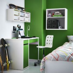 Your college digs are yours to decorate any way you want. Whether you are moving into a dorm and need bedding or desk accessories, or into an apartment and need a bed, desk or sofa, IKEA can help you express your personal style!