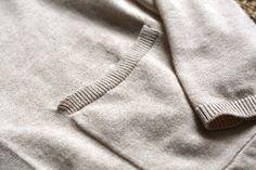 Spring capsule wardobe pieces - beige cardigan