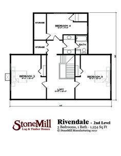 Rivendale 2nd Floor