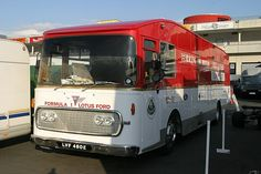 1967 AEC Transporter, Team Lotus