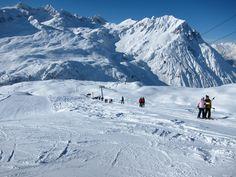 New lift link to create Austria's biggest ski area: see news at silvertraveladvisor.com