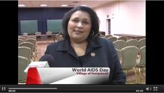 HEMPSTEAD — December 1st is World AIDS Day, and the beginning of AIDS Awareness Month. In honor of the day, the Long Island Association for AIDS Care hosted an event providing HIV/AIDS and safe-sex related educational material, along with free and confidential HIV and Hepatitis C rapid testing.