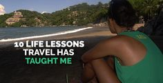Traveling has not only taught me so many lessons about the world, but also about life and myself. There are so many things I learned from traveling but I...