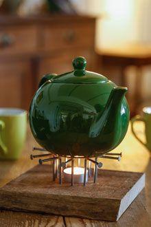 Landlust - Ländlich Wohnen Teestöfchen super easy