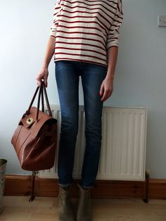 monki diana jeans, mulberry bayswater, isabel marant dicker boots