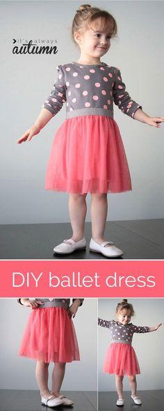 Ballet Dress Tutorial | Go To Sew
