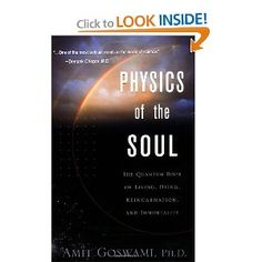 Physics of the Soul: The Quantum Book of Living, Dying, Reincarnation and Immortality suggested by Janice