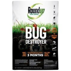 Cottage Farms Direct 0.5 qt. Elijah Blue Fescue Grass (3-Piece)-HD1007 - The Home Depot Bug Control, Pest Control, Turf Builder, Fire Ants, Lawn Fertilizer, Kill List, Grubs, Fleas