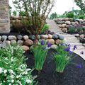 Minnesota Landscape Retaining Walls from Heins Nursery, Woodbury, MN Boulder Retaining Wall, Minnesota Landscaping, Commercial Landscaping, Bouldering, Backyard Ideas, The Great Outdoors, Landscape Design, Nursery, Gardening