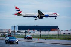 #britishairways landing in #torontopearson #airport #planespotter British Airways, Landing, Travel Photography, Aircraft, Instagram Posts, Aviation, Plane, Airplanes, Planes