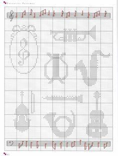 Gallery.ru / Фото #41 - Cross Stitch Silhouettes - Orlanda