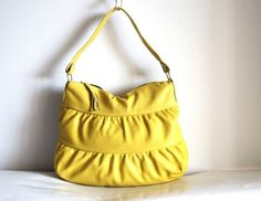 Mini Truffle in Yellow by morelle on Etsy