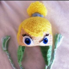 Tinkerbell hat