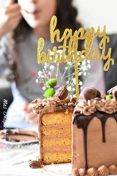 Gâteau d'anniversaire Layer cake