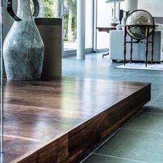 American black walnut by AH Peck flooring   www.ahpeckltd.co.uk