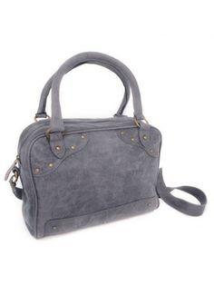 Gray Lola Bag