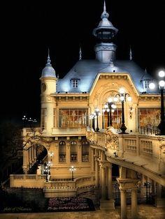 Museo de Arte de Tigre, municipio de la provincia de Buenos Aires, en el llamado conurbano bonaerense, al norte de la ciudad capital.