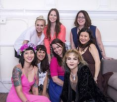 Radical Self Love Salon: A Recap, A Contest, And New Dates! >> hey, yo. hanging with gala & other #radicalselflove babes.